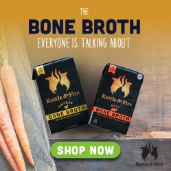 Kettle & Fire Bone Broth - Shop Now