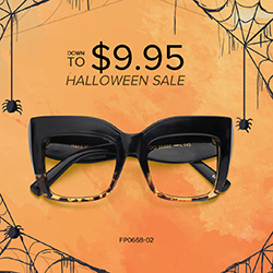 Down to $9.95 Halloween Hot Sale!