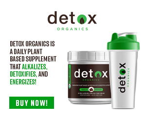 Detox Organics is a daily plant based supplement that alkalizes, detoxifies, and energizes. Shop now at DetoxOrganics.com!