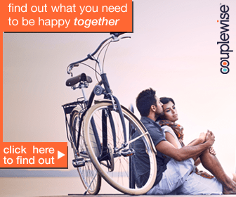 Find out what you need to be happy together…