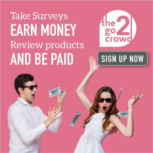 Earn Cash for Surveys