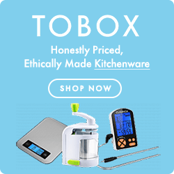 ToBox - Ethically Made Kitchen Essentials