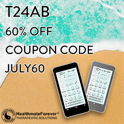 Save 60% on Premium & Touch Screen TENS Units with Coupon Code: JULY60