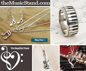 Jewelry at TheMusicStand.com