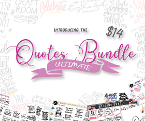 The Ultimate Quotes Bundle $14 ONLY