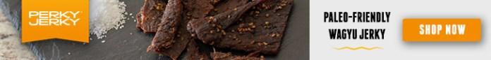 Paleo-Friendly Premium Wagyu Jerky
