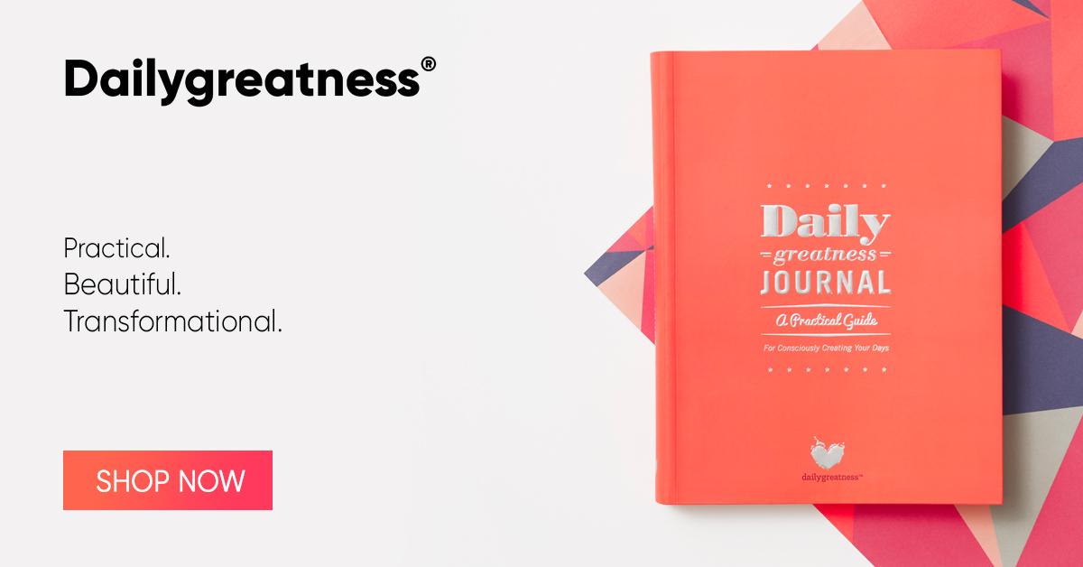 Dailygreatness Daily Journal
