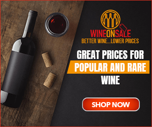 Wine On Sale 300x250 Banner