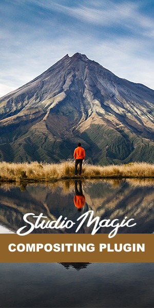 StudioMagic Compositing Plugin