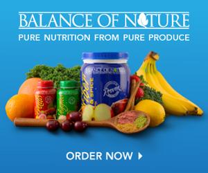 Balance of Nature