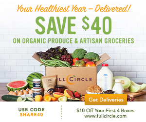 Save $40 & Get $10 Off Your 1st 4 Boxes