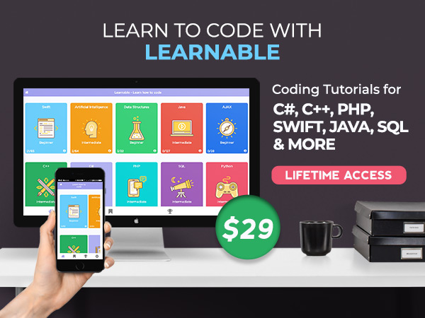 Become A Coding Pro With Learnable Easy To Learn Coding Courses | Lifetime