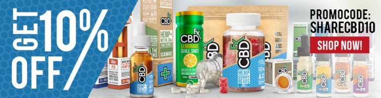 CBDfx CBD Coupon