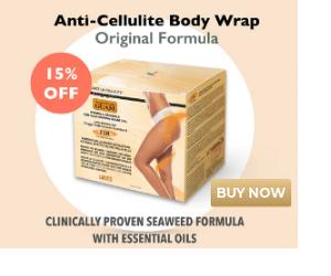 Anti-Cellulite Body Wrap