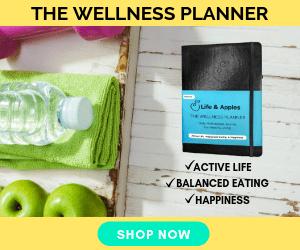 wellness planner journal