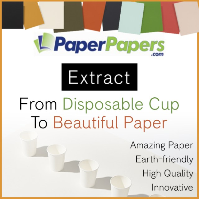 Earthfriendly Sustainable Paper