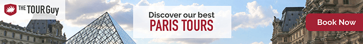 The Tour Guy Europe Advertisement