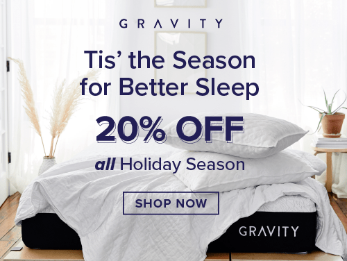 Gravity Black Friday