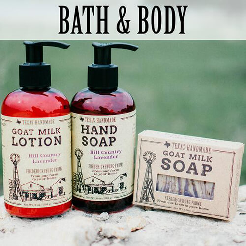 Fredericksburg Farms Bath and Body