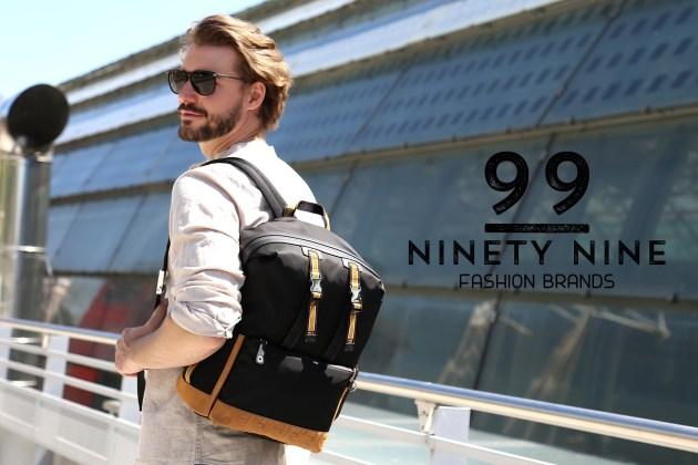 Fendi backpacks on sale at 99 Fashion Brands