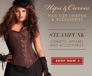 Shop Hips & Curves Steampunk collection