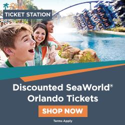Discounted Sea World Orlando Tickets