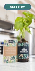 Urban Leaf Edible Indoor Gardening Kits