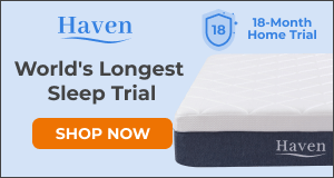 Haven Mattress - World's Longest Sleep Trial
