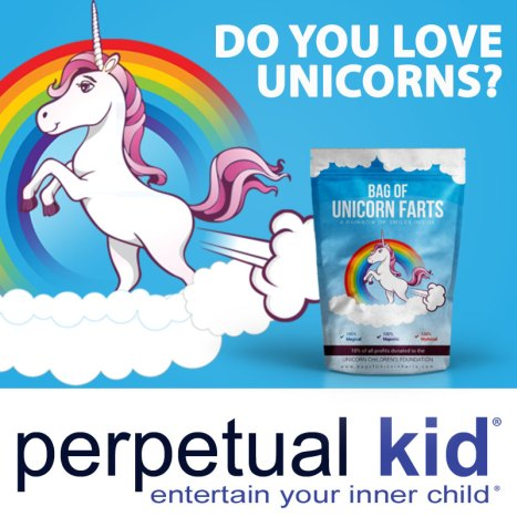 Love Unicorns = Rainbows