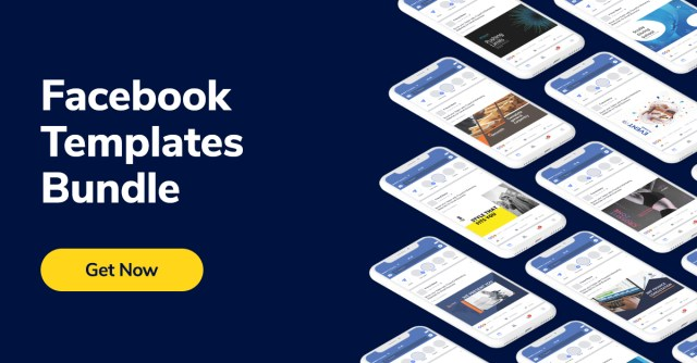 Facebook Template Bundle Banner