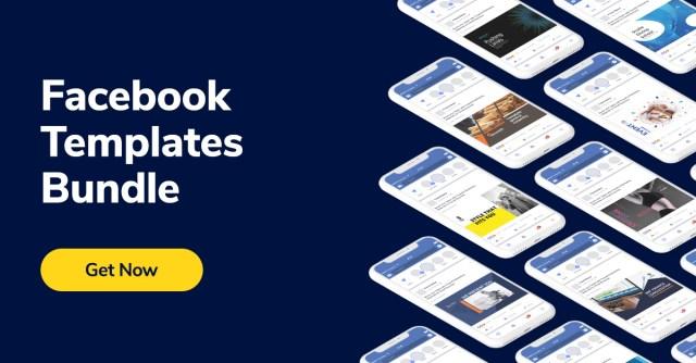 Facebook Template Bundle Banner