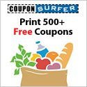 Print over 500 Grocery Coupons Free