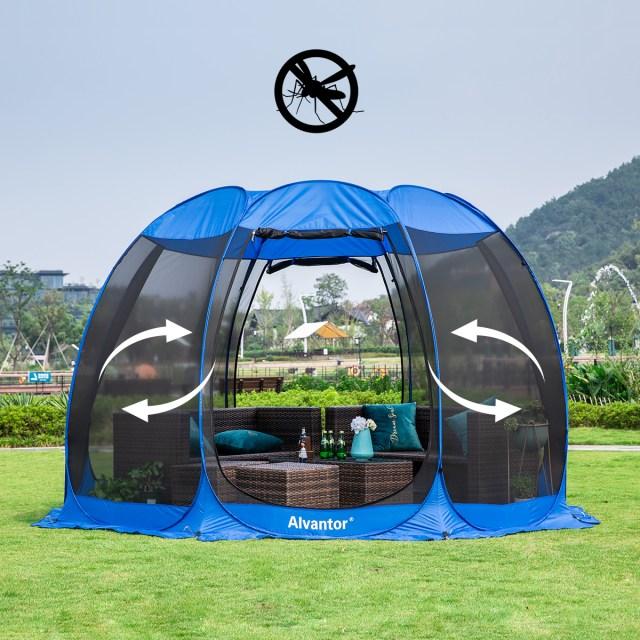 Bed tents