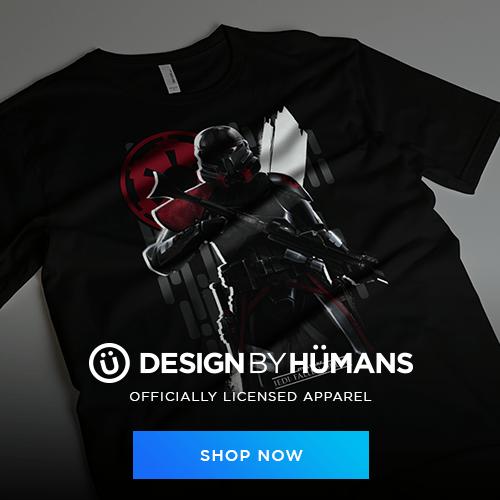 Shop Star Wars Fallen Order at DesignByHumans.com
