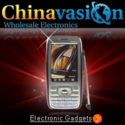 Chinavasion: Wholesale Dropshipper for Cell Phones and Gadgets