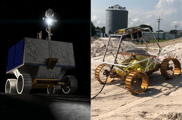 Ay görevi, Mars görevi, Ay'a inişin ellinci yılı,nasa, uzay yarışı