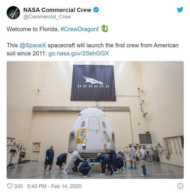 SpaceX uzay istasyonu