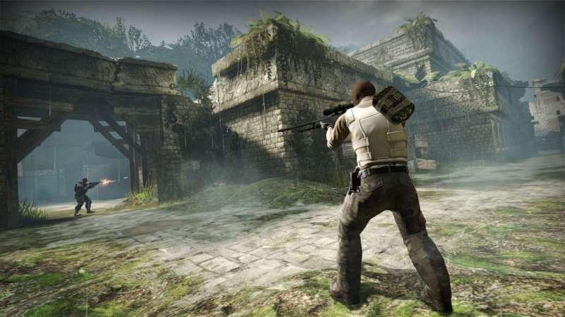 Counter Strike Global Offensive kaynak kodları