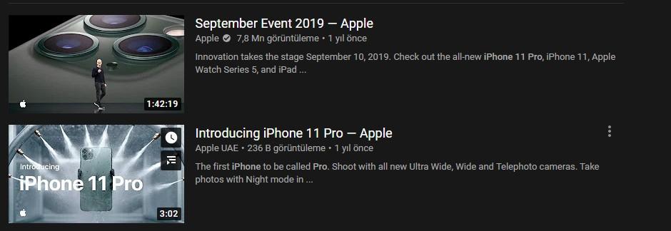 Apple'dan farklı iPhone 12 atağı 2
