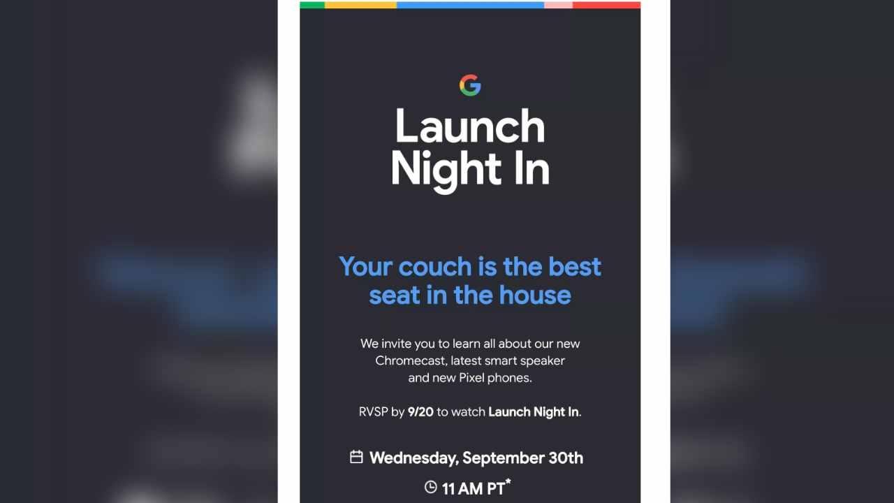 Google Pixel 5 tanıtım tarihi resmi olarak açıklandı 3