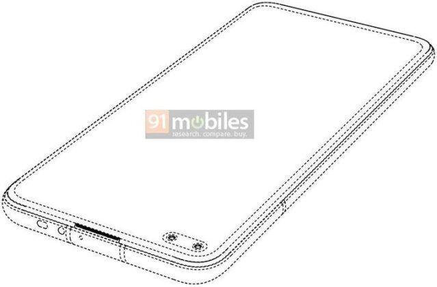 Huawei'den Redmi Note 9 kamerasını andıran tasarım 3