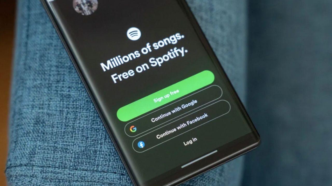 Spotify için eklenen yeni kaydolma yolu 2