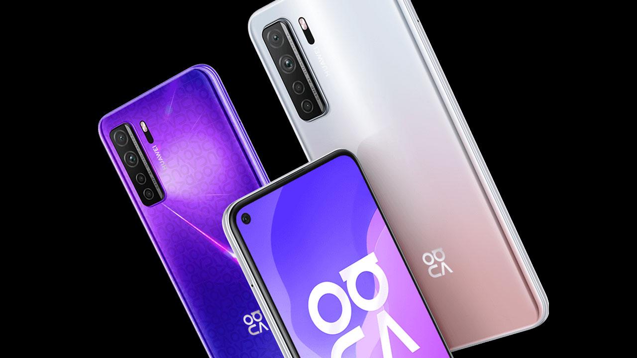 Huawei Nova 7 SE 5G Youth duyuruldu! 1