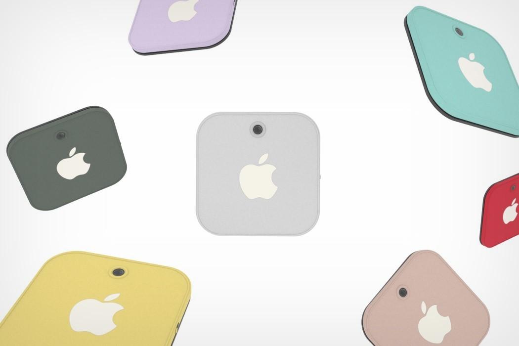 iPhone'u Magic Mouse Mini'ye dönüştüren aparat! 3
