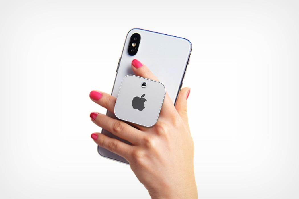iPhone'u Magic Mouse Mini'ye dönüştüren aparat! 2