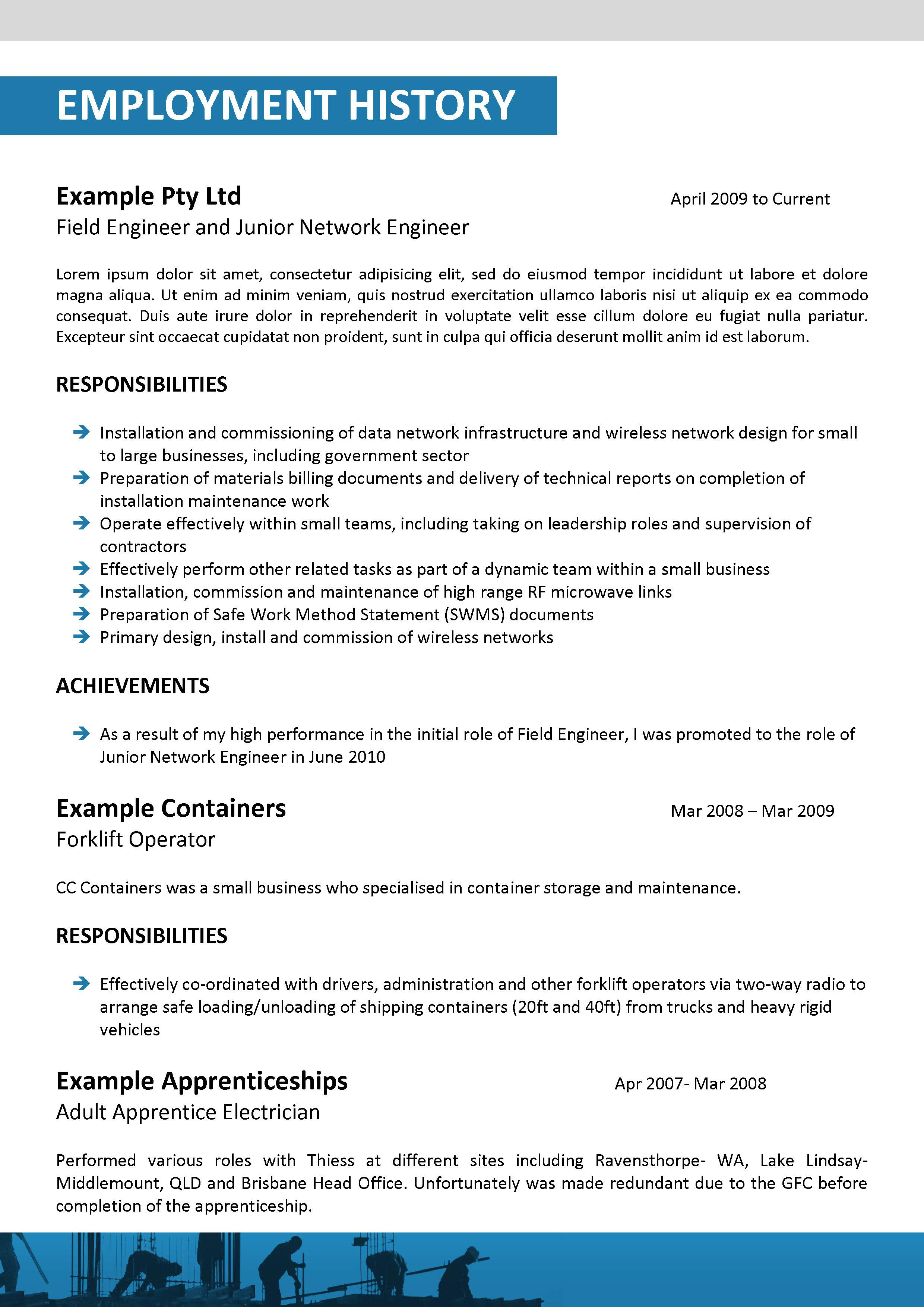 master electrician resume sample journeyman electrician resume