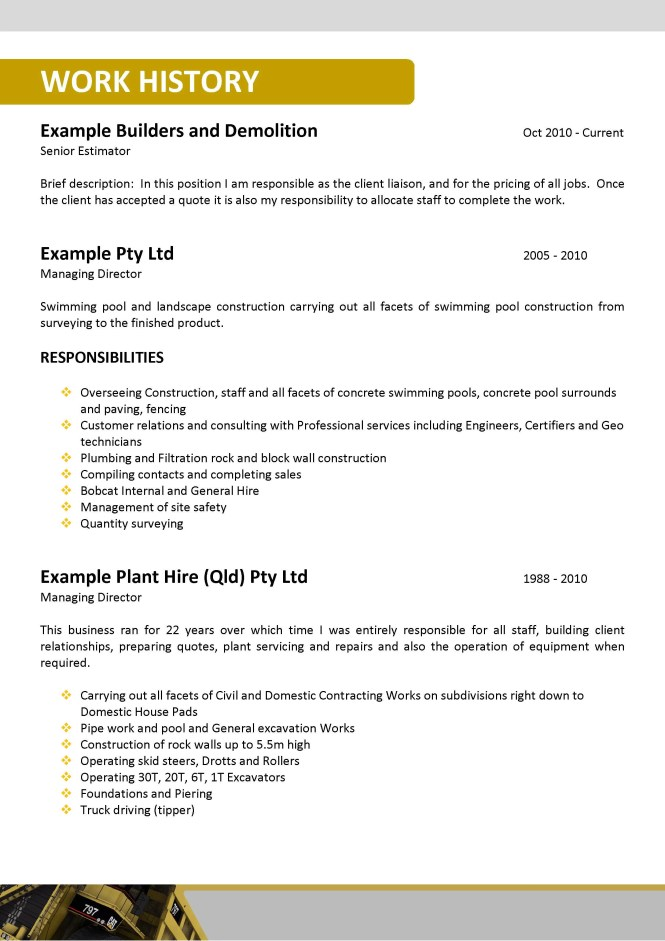 Ideas Collection Entry Level Mining Job Cover Letter Exles About