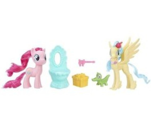 R And M Mlp Friendship Pack Pinkie Pie And Princess Skystar