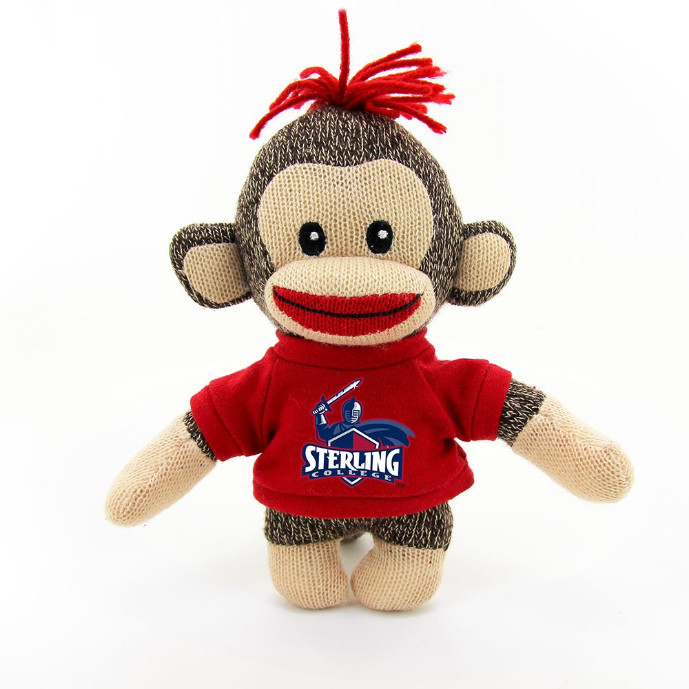 Sock Monkey Baby 6 Curioso Sterling College Bookstore