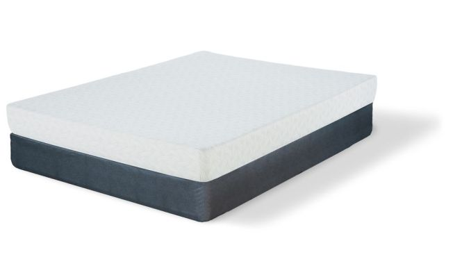 Serta Shadowmoss 7 Firm Gel Active Memory Foam